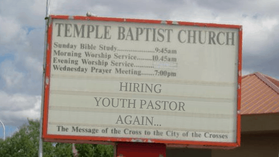 Ministry Hopping | Ministry Jobs