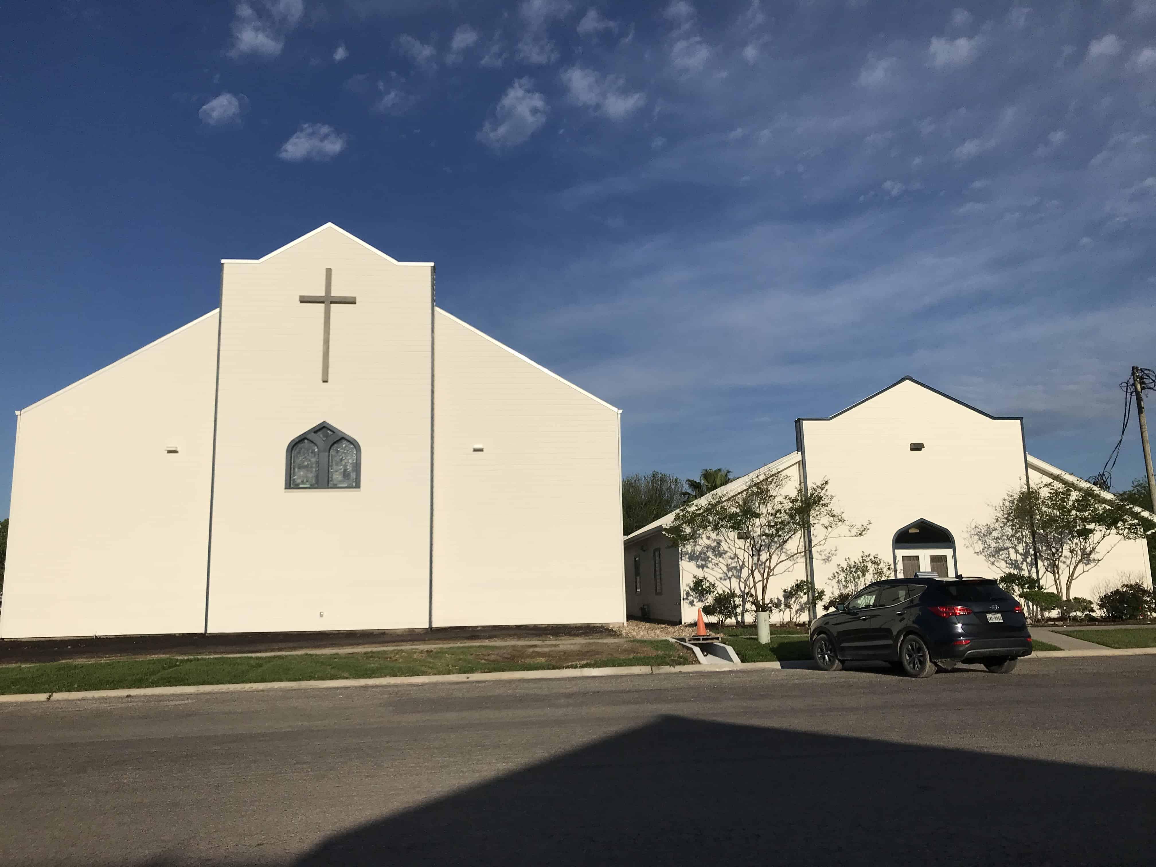 The United Methodist Church in Karnes City