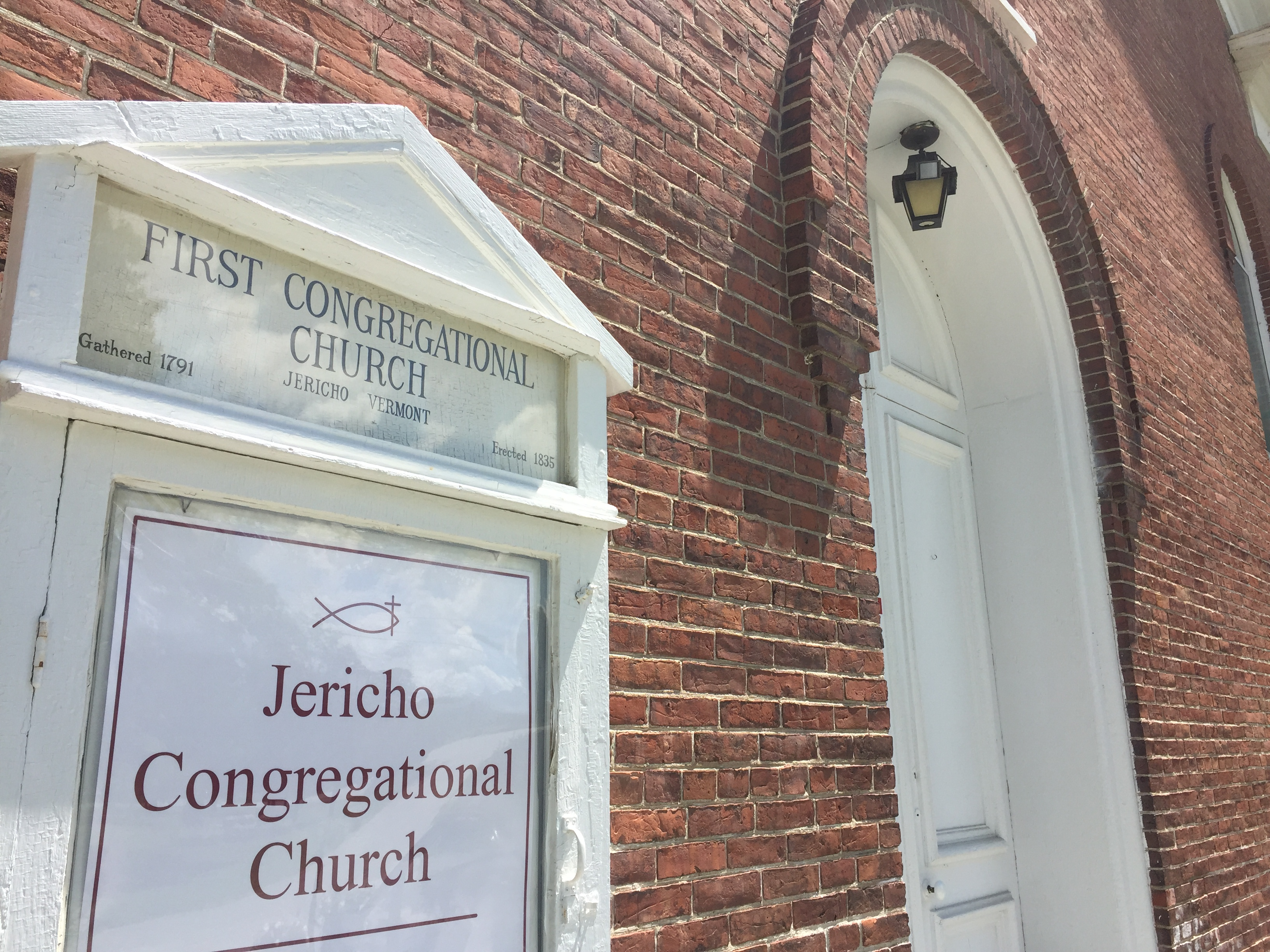 Jericho Congregational Church