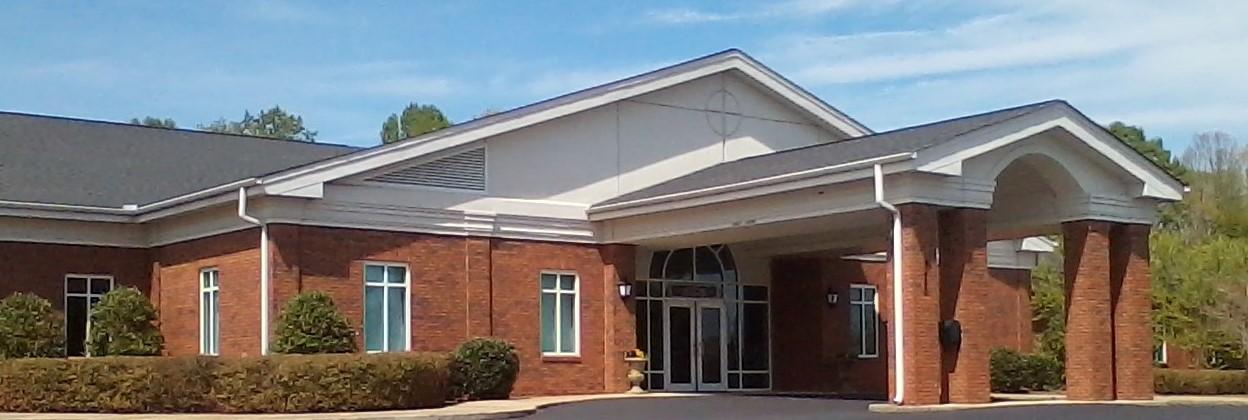 Cornerstone Baptist Church - Woodruff, SC