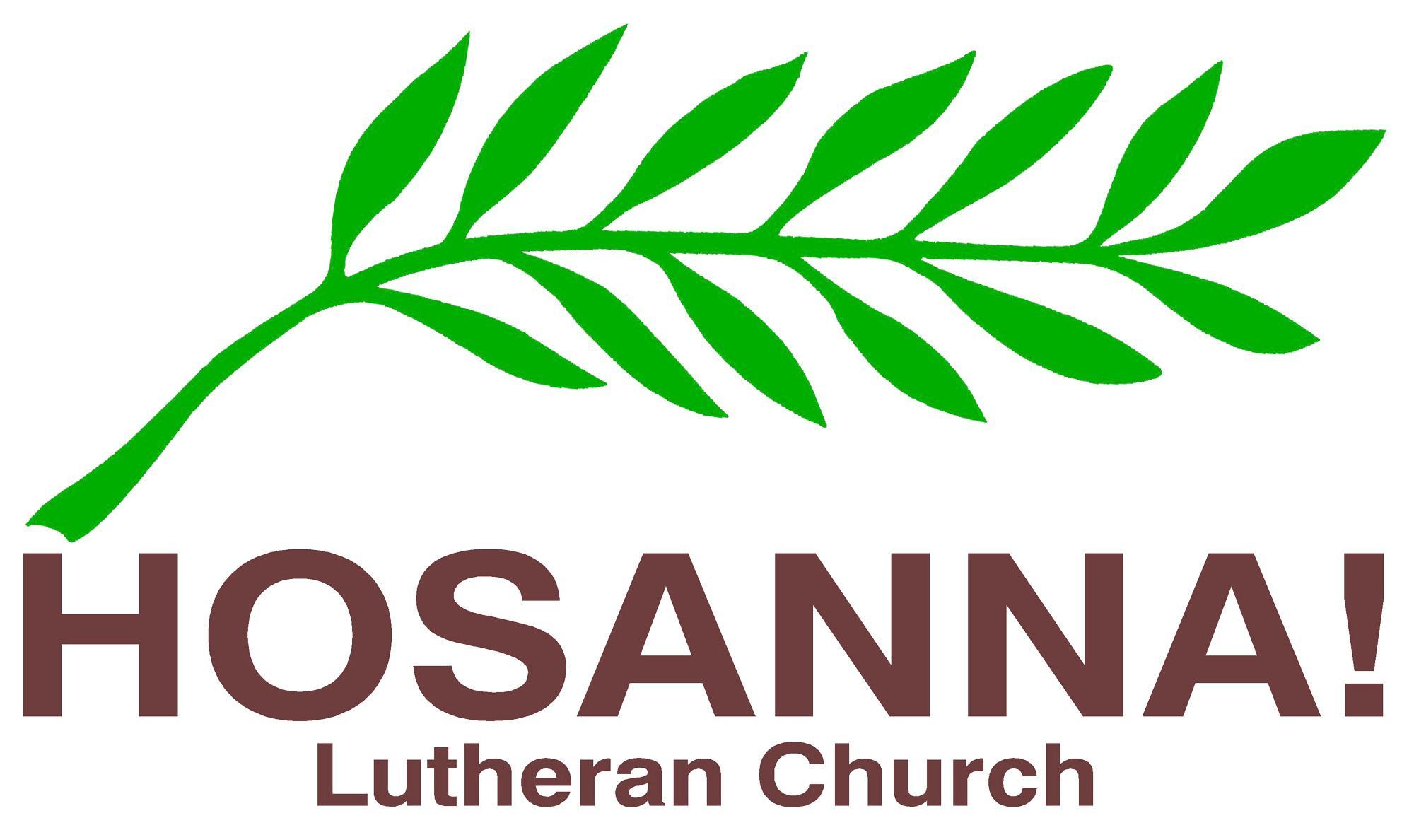 Hosanna! Lutheran Church