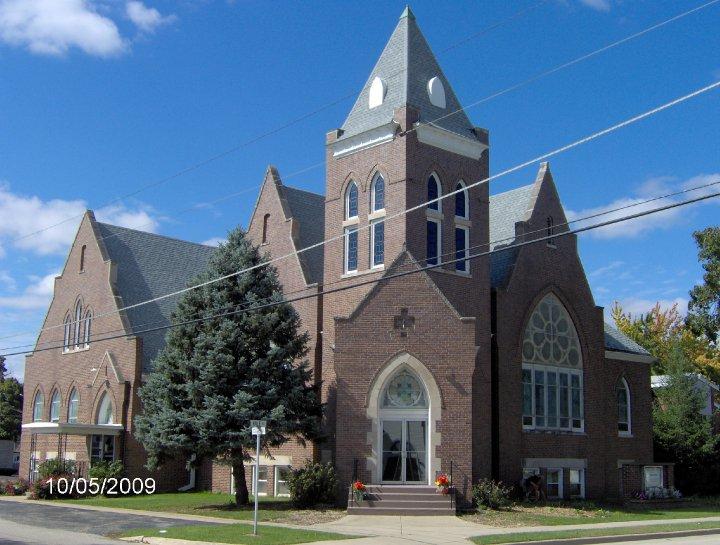 United Methodist Church of Plano